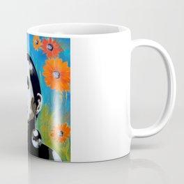 Twiggy with Daisies Coffee Mug