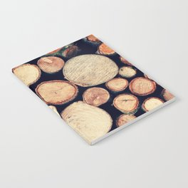 Wood Pile Notebook