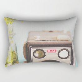 in fear ... Rectangular Pillow