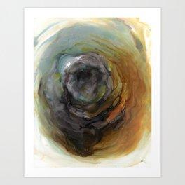 Hold On, Alice Art Print