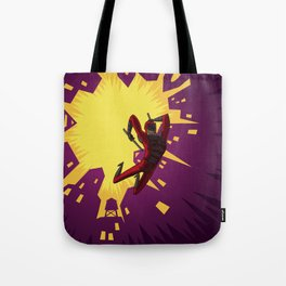 Daredevil Jump Tote Bag