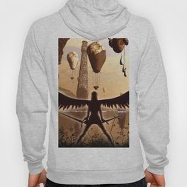Angel in the  sunset  Hoody
