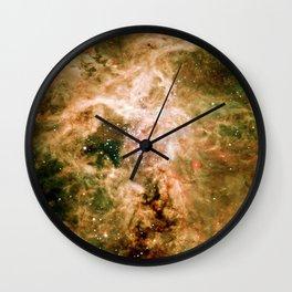 Supernova remnant NGC 2060 Wall Clock