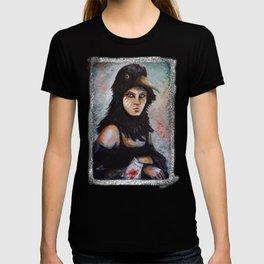 Raven girl T-shirt