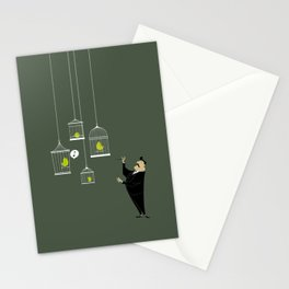 Music director Stationery Cards