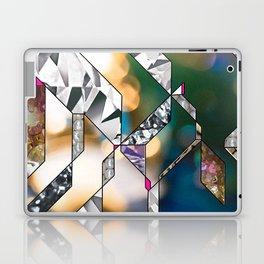 Shimmering Glimpses Laptop & iPad Skin
