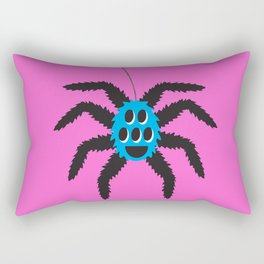 Itsy Bitsy Spider Pauline Rectangular Pillow