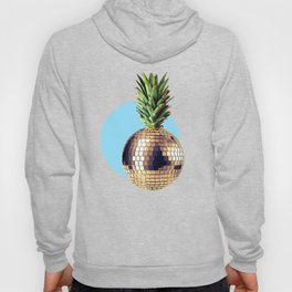 Ananas party (pineapple) blue version Hoody