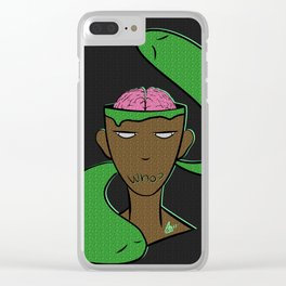 Possession Clear iPhone Case