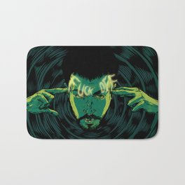 Mind-control powers in good use Bath Mat