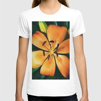 lily T-shirts featuring Lily by Falko Follert Art-FF77