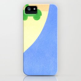 The Raindrop iPhone Case