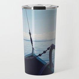 Sail the horizen Travel Mug