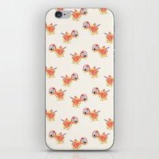 Birdy iPhone & iPod Skin