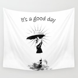 Parapluie Color - 02 Wall Tapestry