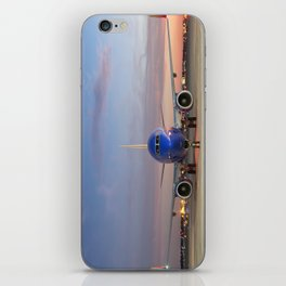 """A sunset with """"Beats"""" iPhone Skin"""