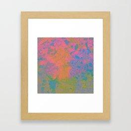 Obsession Pattern2 Framed Art Print