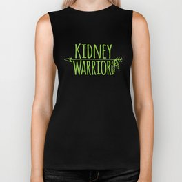 Kidney Warrior Biker Tank