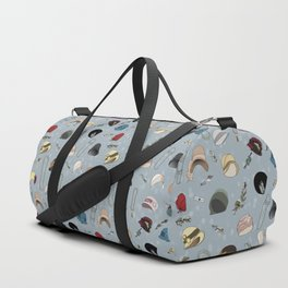 1920s Roarin Accessories Duffle Bag