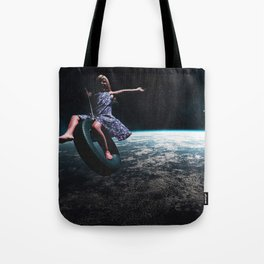 Too High Tote Bag