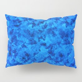 Icy Fragments Pillow Sham