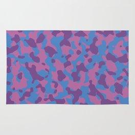 Girly Girl Camouflage Rug