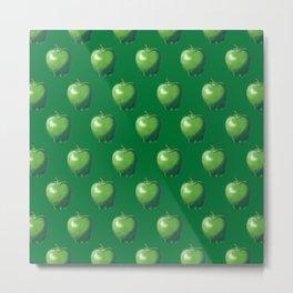 Green Apple_B Metal Print