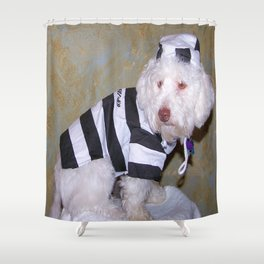 Jail Bait Shower Curtain