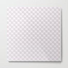circle round pattern Metal Print