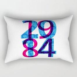 Orwell 1984 - 2014 Rectangular Pillow