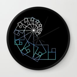 UNIVERSE 67 Wall Clock