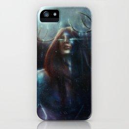 Cernunnos iPhone Case