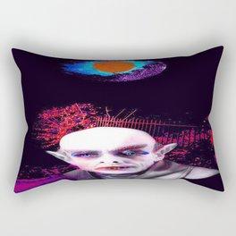 Dark Star Rectangular Pillow