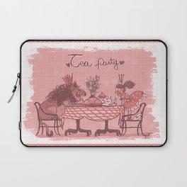 Tea Party! Laptop Sleeve