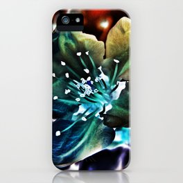 Surreal Cherry Blossom iPhone Case