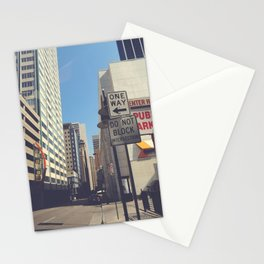 Akard Street Stationery Cards