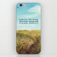 destiny iPhone & iPod Skins featuring destiny by Sylvia Cook Photography