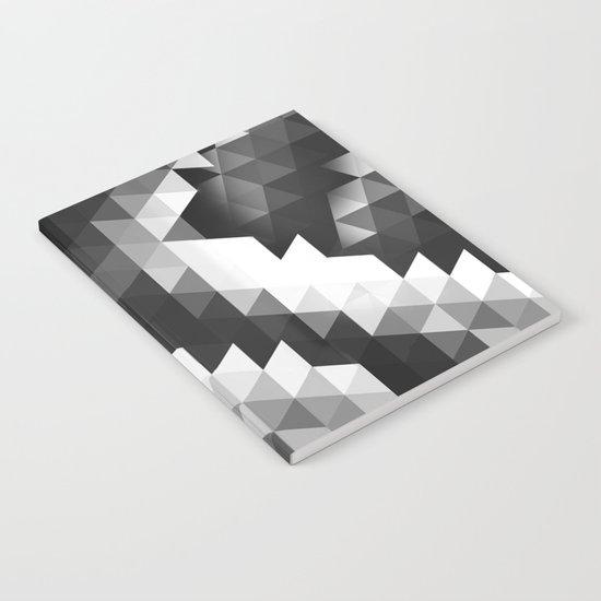 SHINE ON YOU BLACK DIAMOND Notebook