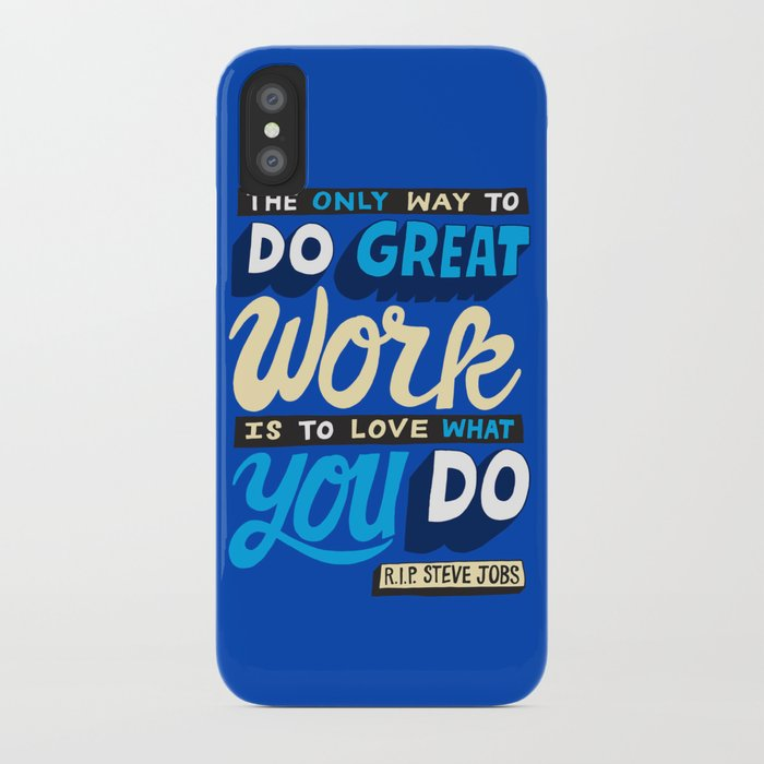 RIP Steve Jobs iPhone Case