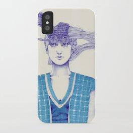 Horizontal iPhone Case