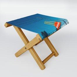 FOR THE BIRDS Folding Stool