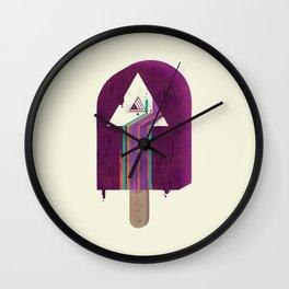 Cosmic Popsicle Wall Clock