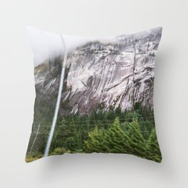squamish 2014 tres Throw Pillow