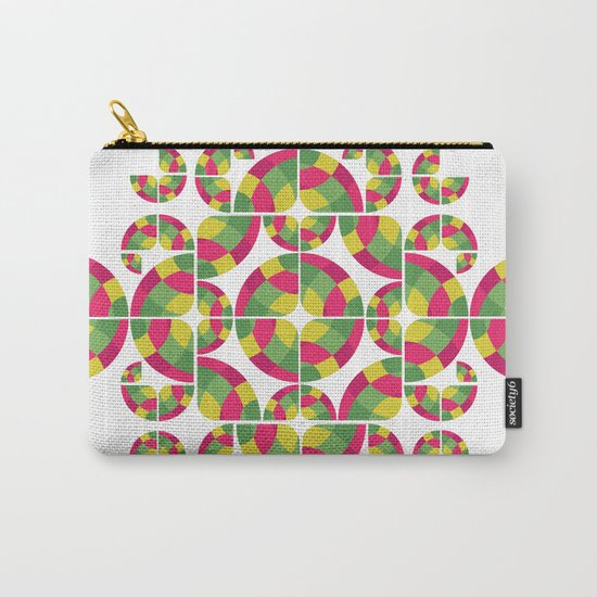 Vivid Dreams Pattern Carry-All Pouch