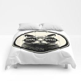 Total Bitch Comforters