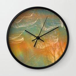 Dazzling lights III Wall Clock