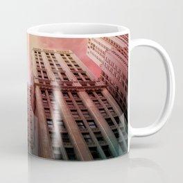 Fire Over The Loop Coffee Mug