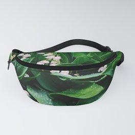 Gray day Fanny Pack