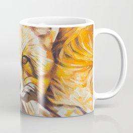 Cozy Fleece Fox Coffee Mug