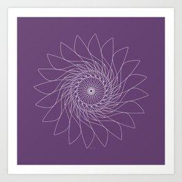 Ornament – FeatherCircle Art Print